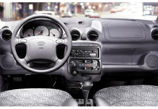HYUNDAI Atos Prime III hatchback tablica rozdzielcza