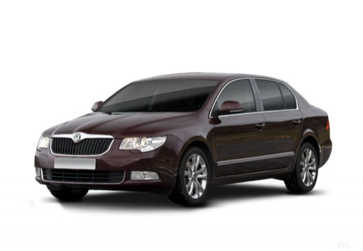 SKODA Superb III hatchback
