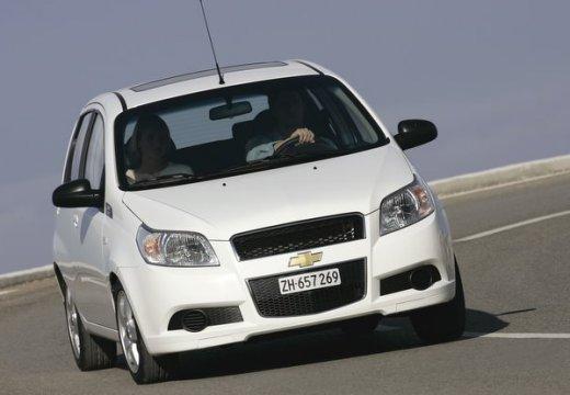 CHEVROLET Aveo 1.2 16V LS Hatchback II 1.3 84KM (benzyna)