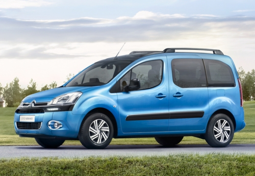CITROEN Berlingo 1.6 HDi Seduction Kombi III 92KM (diesel)