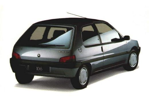 PEUGEOT 106 I hatchback tylny prawy