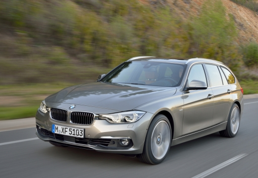 BMW 316d M Sport Kombi Touring F31 II 2.0 116KM (diesel)