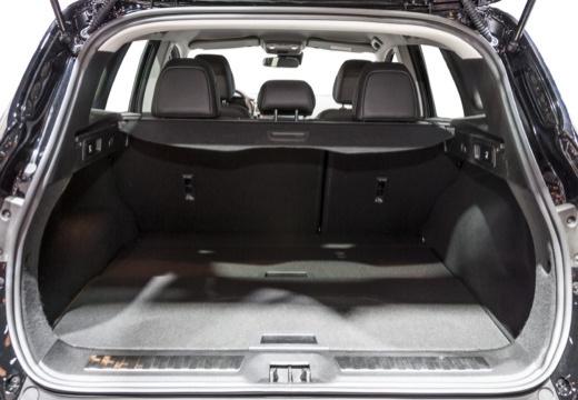 RENAULT Kadjar I hatchback przestrzeń załadunkowa