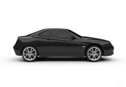 ALFA ROMEO GTV I coupe boczny prawy