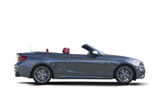 BMW Seria 2 Cabrio F23 I kabriolet boczny prawy