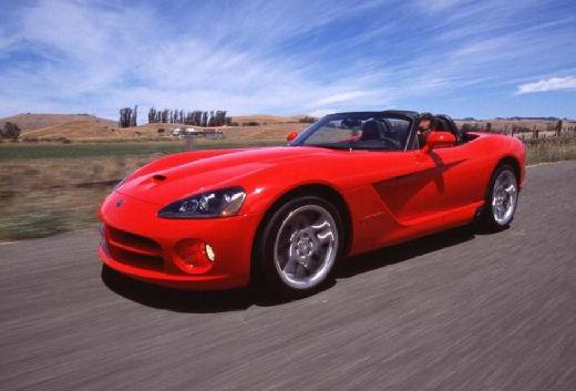DODGE Viper Roadster