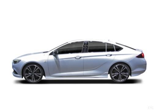 OPEL Insignia Grand Sport hatchback boczny lewy