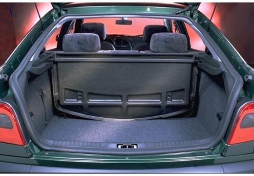 CITROEN Xsara I hatchback przestrzeń załadunkowa