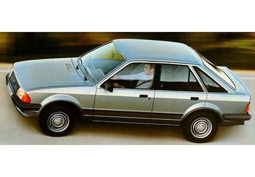 FORD Escort 1.6 GL Hatchback I 79KM (benzyna)