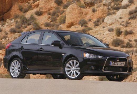 MITSUBISHI Lancer 2.0 DID Inform Hatchback Sportback 140KM (diesel)