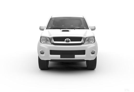 Toyota HiLux IV pickup przedni