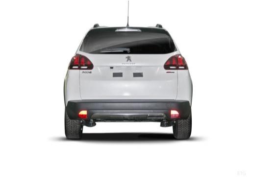 PEUGEOT 208 hatchback tylny