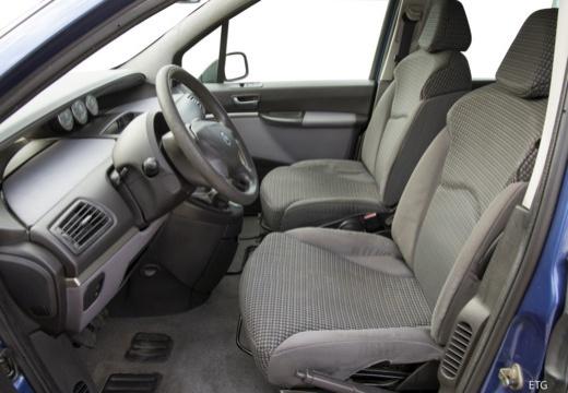FIAT Ulysse III van niebieski jasny wnętrze