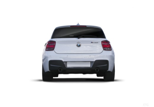 BMW Seria 1 F21 I hatchback tylny