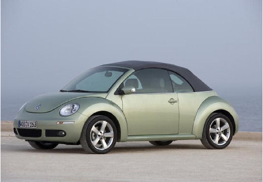 VOLKSWAGEN New Beetle Kabriolet