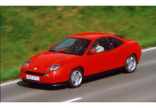 FIAT Coup e coupe górny przedni