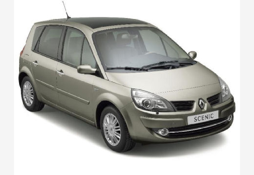 RENAULT Scenic 1.5 dCi Authentique Kombi mpv II 85KM (diesel)