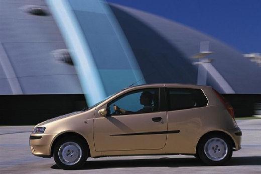 FIAT Punto 1.2 16V ELX Hatchback II I 1.3 80KM (benzyna)