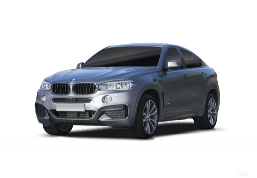 BMW X6 Hatchback X 6 F16
