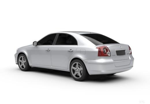 Toyota Avensis Liftback IV hatchback tylny lewy