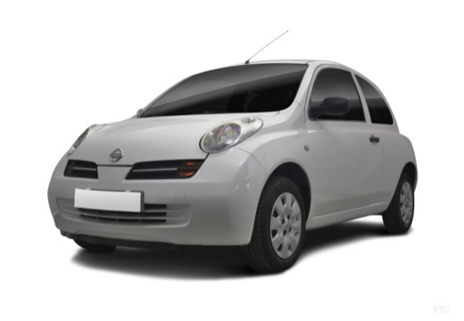 NISSAN Micra VI hatchback przedni lewy