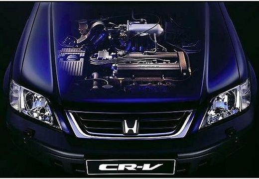 HONDA CR-V I kombi niebieski jasny silnik
