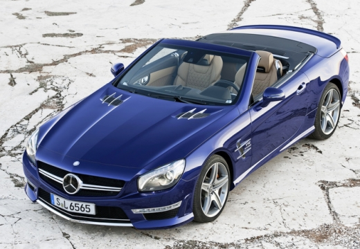 MERCEDES-BENZ SL 65 AMG Roadster 231 I 6.0 630KM (benzyna)