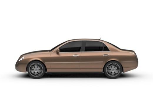 LANCIA Thesis I sedan boczny lewy
