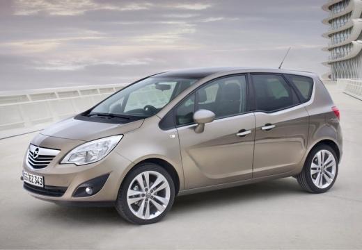 OPEL Meriva 1.4 Edition 150 Hatchback III 100KM (benzyna)