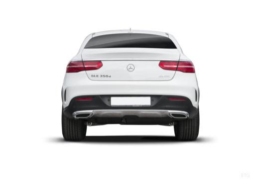 MERCEDES-BENZ Klasa GLE 292 hatchback tylny