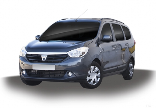 DACIA Lodgy 1.5 dCi SL Celebration Kombi I 107KM (diesel)