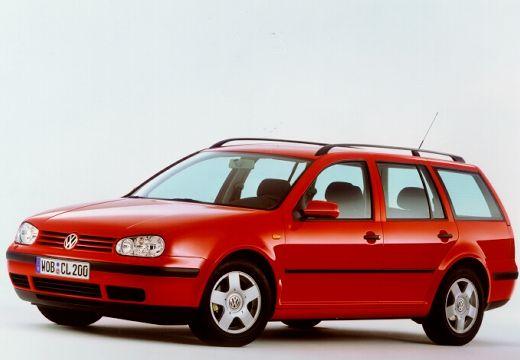 VOLKSWAGEN Golf IV 1.6 FSI Trendline Kombi Variant 110KM (benzyna)