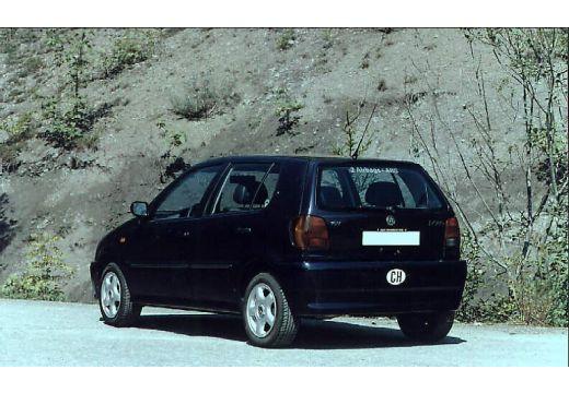 VOLKSWAGEN Polo III I hatchback tylny lewy