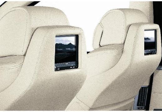 BMW Seria 7 sedan szczegółowe opcje