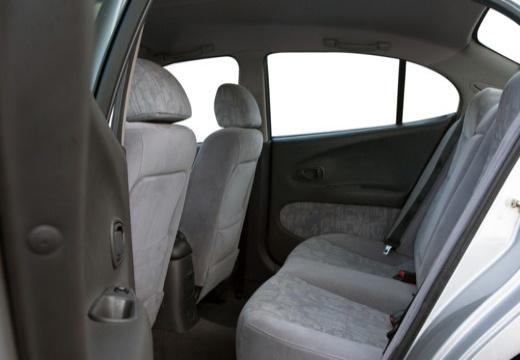 DAEWOO / FSO Leganza I sedan wnętrze