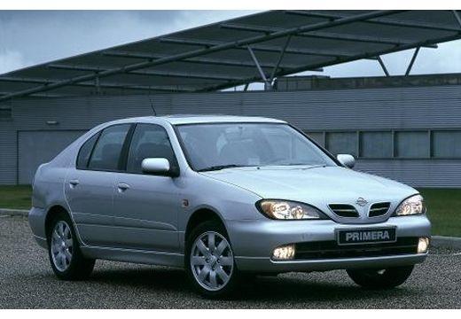 NISSAN Primera 2.0 Elegance CVT Hatchback III 140KM (benzyna)
