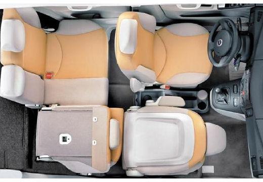 FIAT Idea I kombi wnętrze