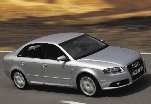 AUDI A4 8E II sedan silver grey przedni prawy