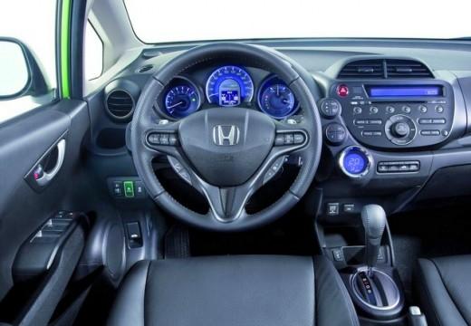 HONDA Jazz III hatchback tablica rozdzielcza