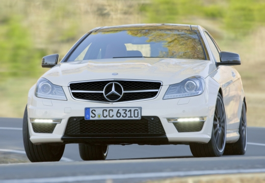 MERCEDES-BENZ C 63 AMG Coupe I 6.3 457KM (benzyna)