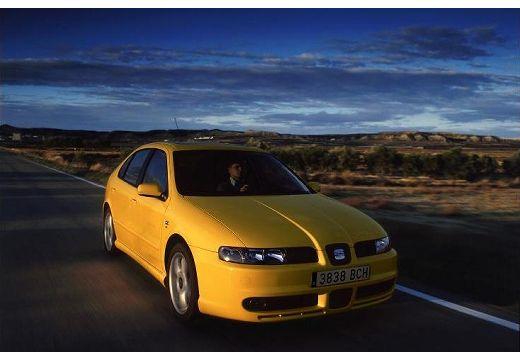 seat leon 1.8t sport - hatchback i 180km (2000)