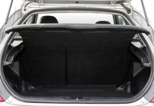 HONDA Civic V hatchback przestrzeń załadunkowa