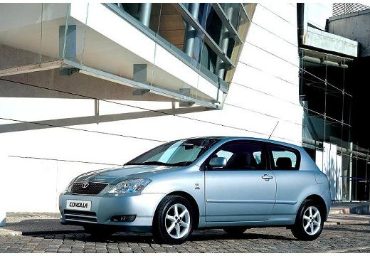 Toyota Corolla 2.0 D-4D Terra Polaris Hatchback VI 116KM (diesel)