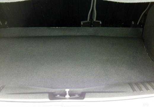 FORD Fiesta VI hatchback biały przestrzeń załadunkowa