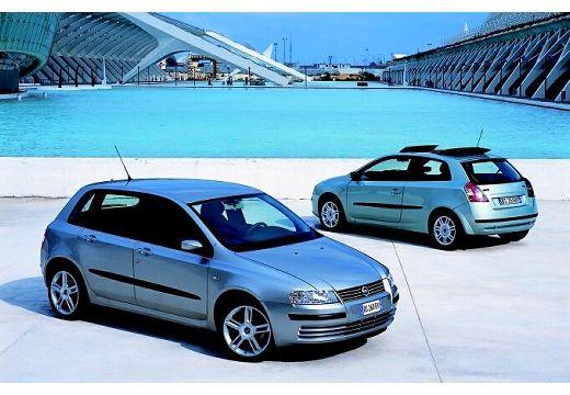 FIAT Stilo 1.9 JTD Dynamic Hatchback II 2.0 150KM (diesel)