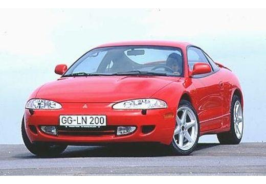 MITSUBISHI Eclipse 2000 GS-16V Klima Coupe II 2.0 141KM (benzyna)