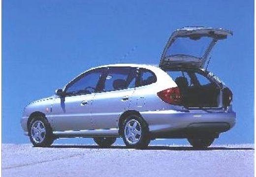 KIA Rio 1.3 LS Hatchback I 1.4 75KM (benzyna)