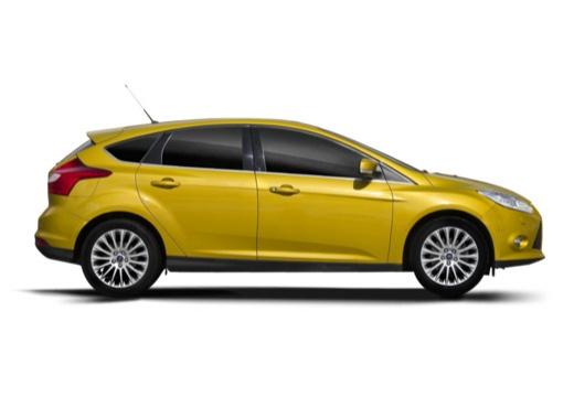FORD Focus V hatchback boczny prawy