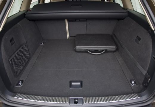 SEAT Exeo kombi przestrzeń załadunkowa