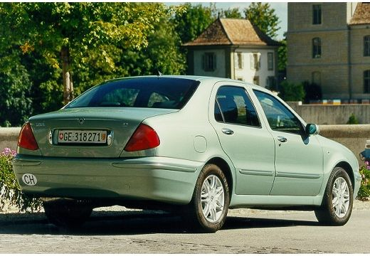 LANCIA Lybra I sedan zielony jasny tylny prawy